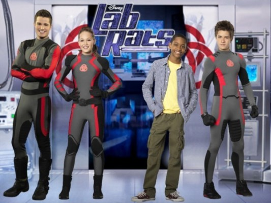 LAB RATS ON DISNEY XD