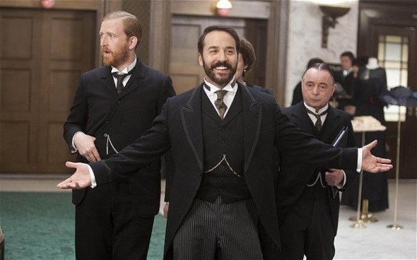 mr selfridge season two