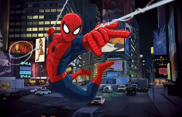 ultimate spiderman season three