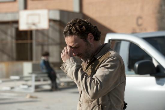 Walking Dead season four