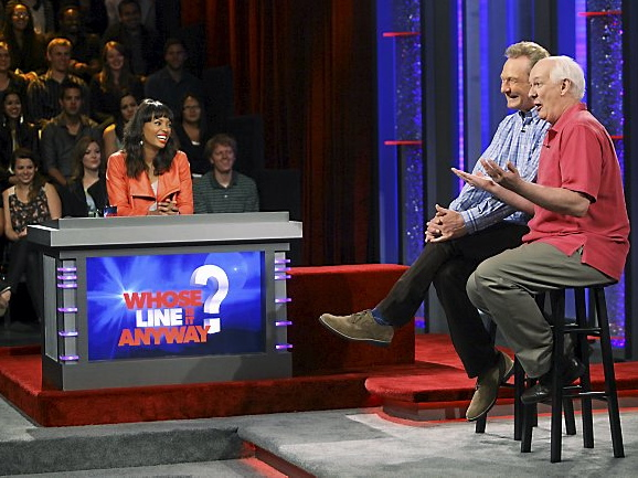 whose line is ti anyway premiere ratings