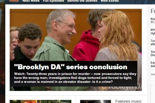 Brooklyn DA ending, no season two