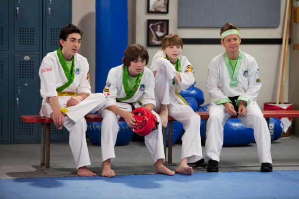 Kickin' It season four