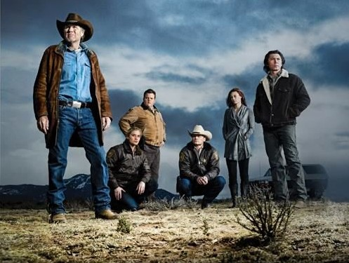 Longmire season three