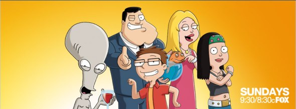American Dad ratings