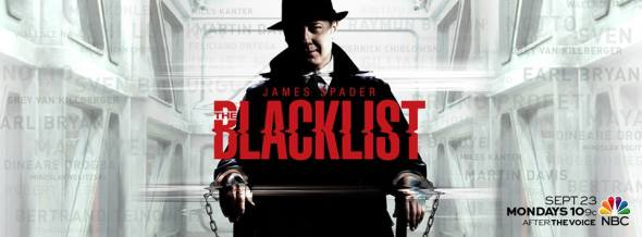 The Blacklist TV show ratings