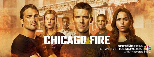 Chicago Fire season two ratings