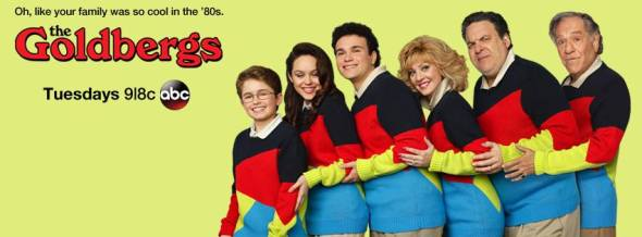 The Goldbergs TV show ratings