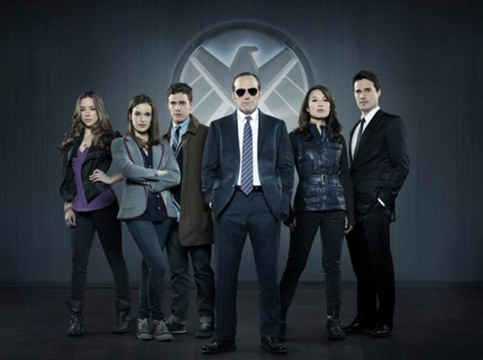 marvels agents of shield TV show on ABC