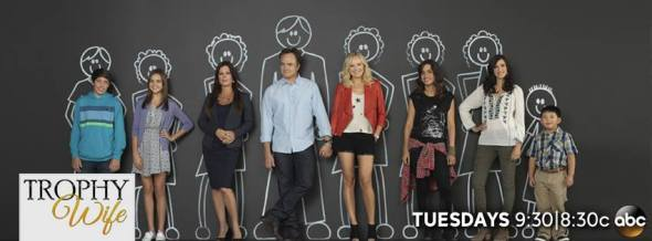 Trophy Wife TV show ratings on ABC