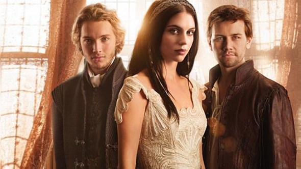 Reign TV show on CW