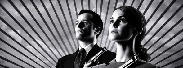 The Americans season two