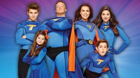 Thundermans season two