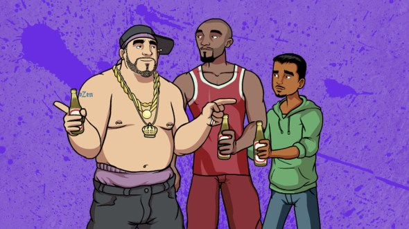 Chozen TV show on FX