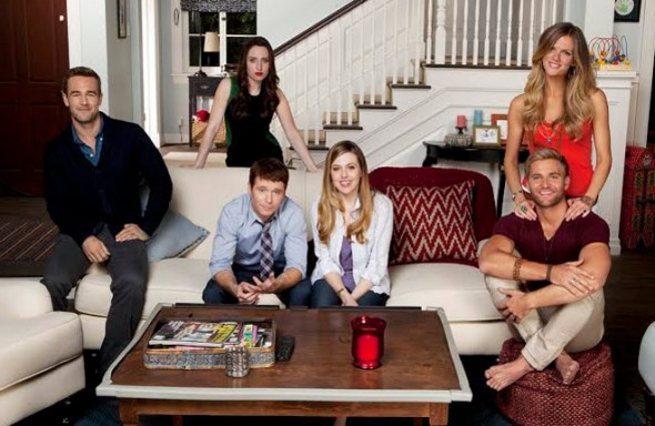 Friends with Better Lives TV show on CBS