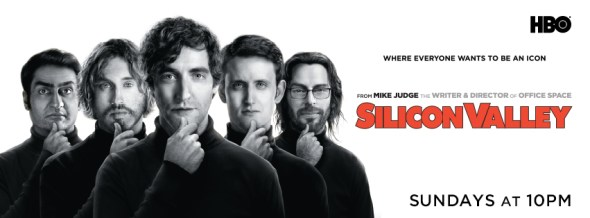 Silicon Valley TV show on HBO ratings