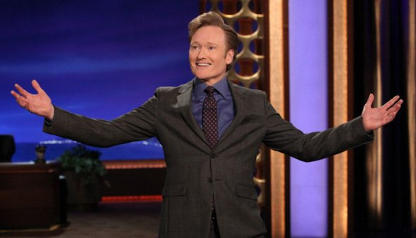 Conan TV show on TBS renewed