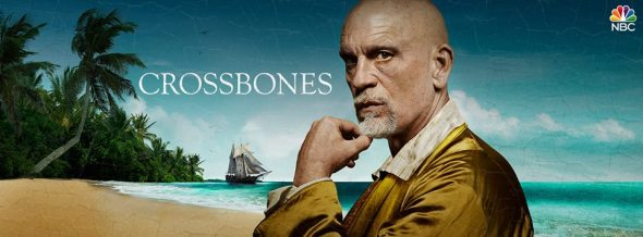 Crossbones TV show on NBC ratings