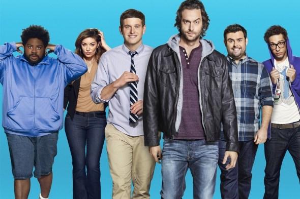 Undateable TV show on NBC