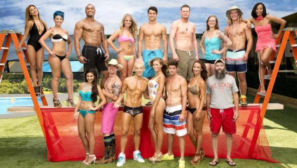 Big Brother CBS TV show season 16