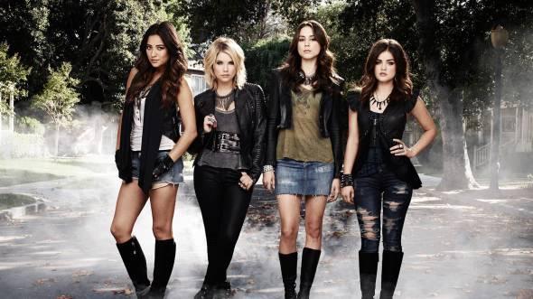 Pretty Little Liars season six and season seven