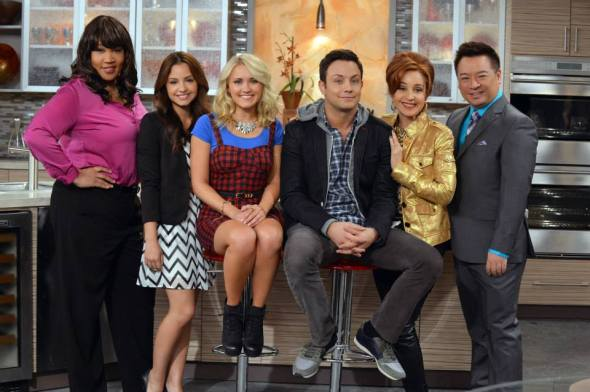Young & Hungry TV show on ABC Family
