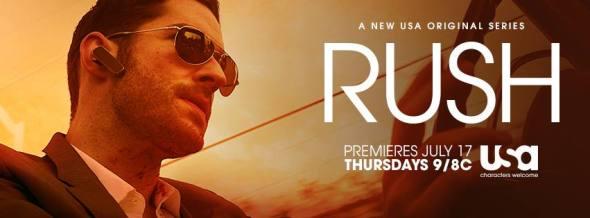 Rush TV show on USA