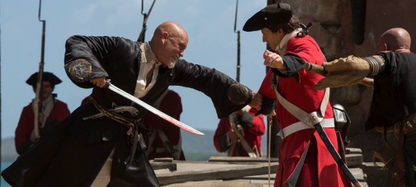 Crossbones TV show finale ratings