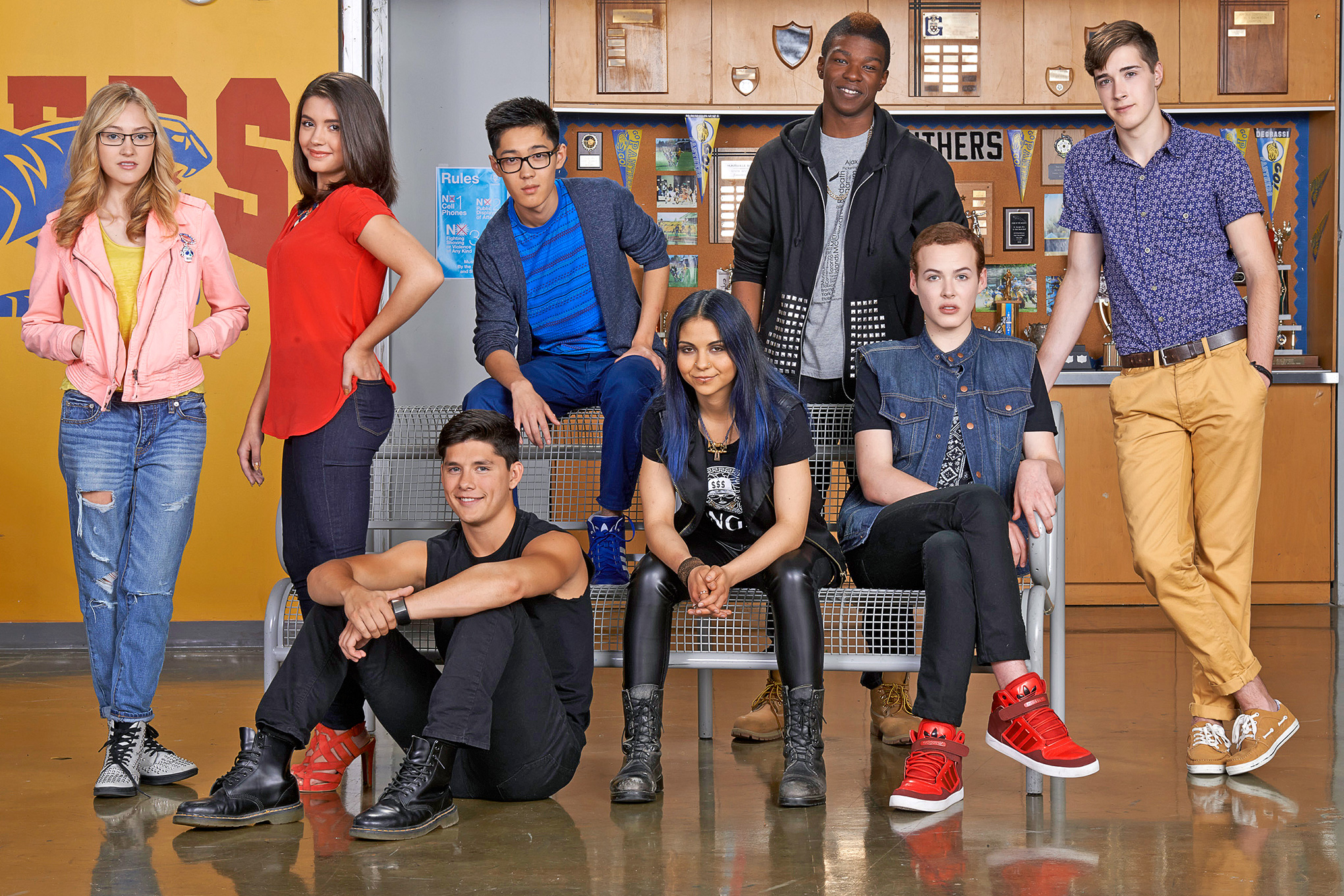 degrassi next class watch the trailer for the new netflix series canceled tv shows tv. Black Bedroom Furniture Sets. Home Design Ideas