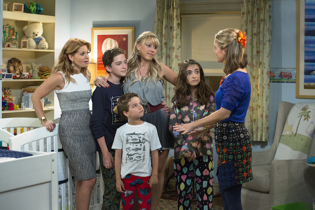 Fuller House Stars Happy to be Back