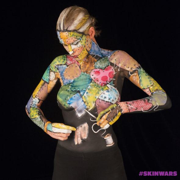 Skin Wars Gsn Series Gets New Timeslot Canceled Tv