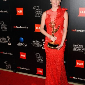 Actress Julie Marie Berman (General Hospital) attends The 40th Annual Daytime Emmy Awards at The Beverly Hilton Hotel on June 16, 2013 in Beverly Hills, California. -  Source: Mark Davis/Getty Images North America