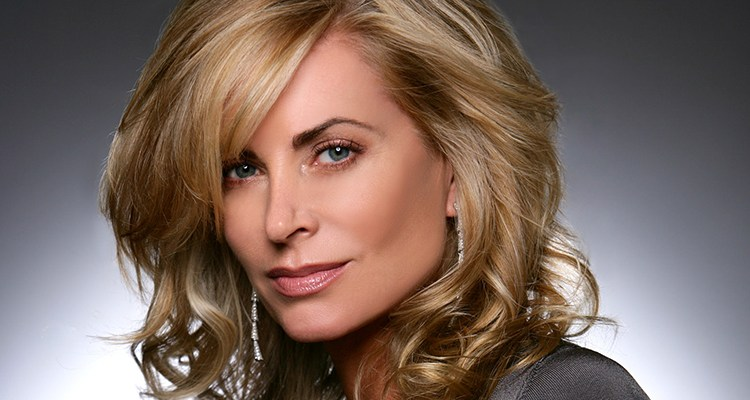 Pictured: Eileen Davidson | Photo Credit: Giles Toucas