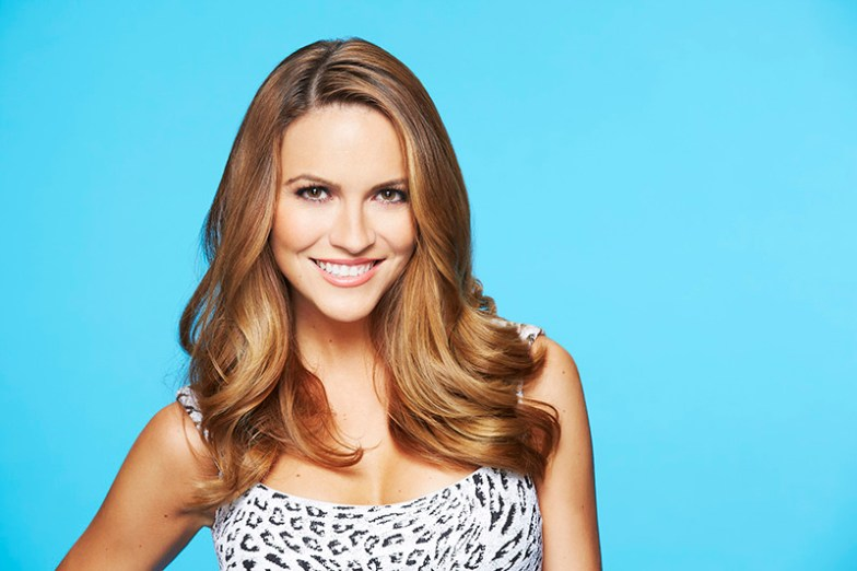DAYS OF OUR LIVES -- Season: 48 -- Pictured: Chrishell Stause as Jordan -- (Photo by: Paul Drinkwater/NBC)