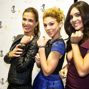 Pictured: Days of our Lives stars Kristian Alfonso, Kate Mansi and Camila Banus | Photo Credit: Courtney Berman