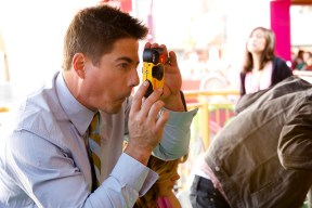 "DAYS OF OUR LIVES -- ""Universal Fan Event"" -- Pictured: Bryan Dattilo -- (Photo by: Vivian Zink/NBC)"