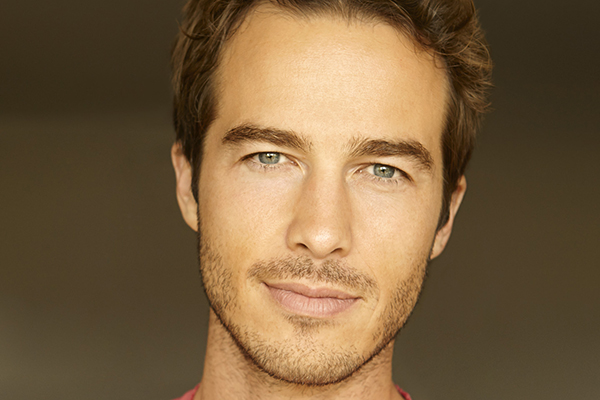 Ryan Carnes returning to 'General Hospital'; Photo by Lewis Payton