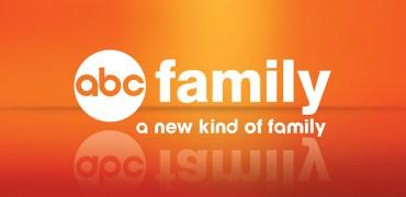 ABC Family logo courtesy Disney/ABC