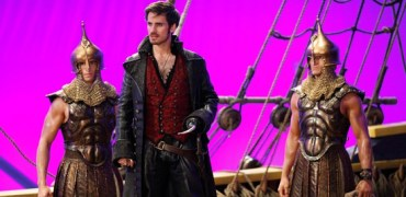 'Once Upon A Time' Preview: Hook and Ursula Make a Deal