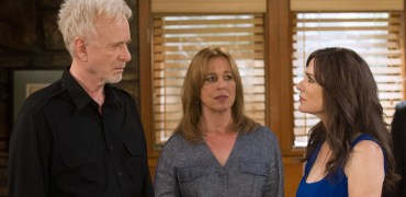 "GENERAL HOSPITAL - Anthony Geary (Luke), Genie Francis (Laura) and Holly Gagnier (Jennifer Smith) in a scene that airs the week of June 22, 2015 on ABC's ""General Hospital.""   ""General Hospital"" airs Monday-Friday (3:00 p.m. - 4:00 p.m., ET) on the ABC Television Network.   (ABC/Michael Yada)  ANTHONY GEARY, GENIE FRANCIS, HOLLY GAGNIER"