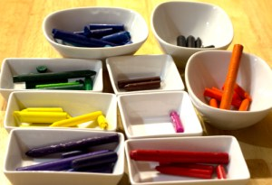 Recycling Your Crayons