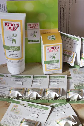 BzzAgent BzzKit Burt's Bees. Holla!