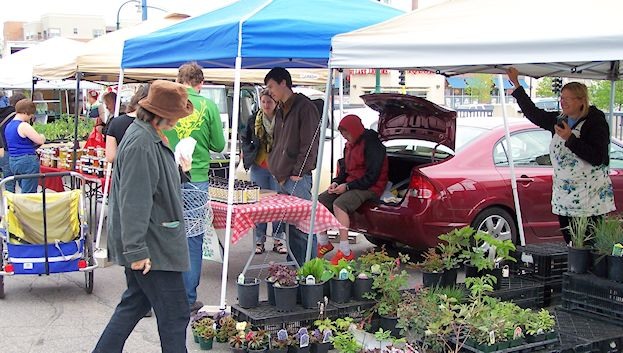 5 Farmers' Markets To Visit This Week
