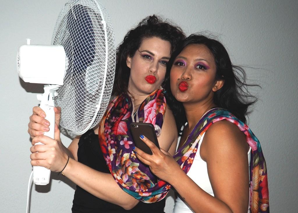 Fun with the fan