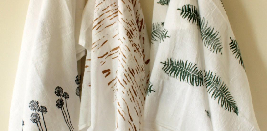 DIY Tea Towels_Twine And Braids