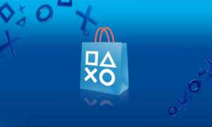 Playstation Store Logo, Sony