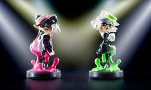 Splatoon, Squid Sisters, Callie, Marie, amiibo