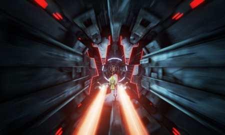 Collider 3 Security Door