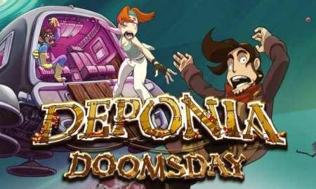 deponia doomsday header