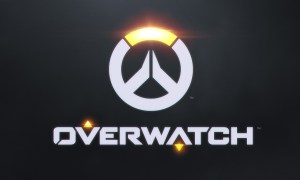 Overwatch Dark Logo.
